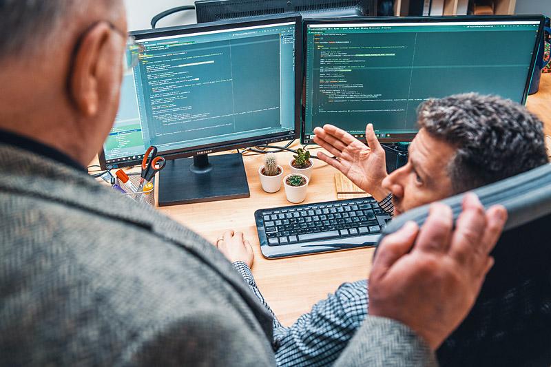 software-developer-wörterbuch-firma
